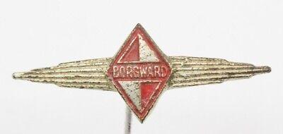 """Firmennadel Werbenadel """"BORGWARD"""" Auto LKW"""