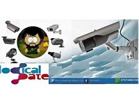 Installing CCTV cameras, biometric attendance system, Home Automation system and etc.