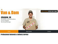 Van&Dam ,From£15, REMOVALS, Pick up/drop off* SOFAS,BEDS,WARDROBES,DINNING TABLES Man & van
