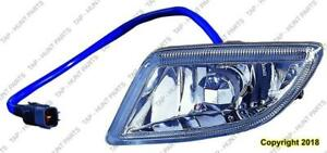 Fog Lamp Driver Side High Quality Mazda Protege 1999-2003