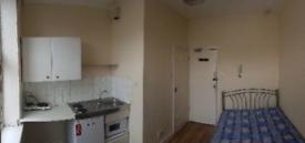 Double Studio flat located near Fulham Broadway