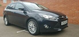 Ford Focus estate 1.6 eco boost diesel
