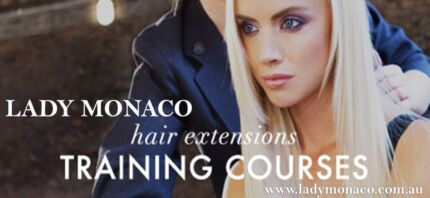 HAIR EXTENSIONS, TAPE EXTENSIONS, MICRO RINGS COURSE