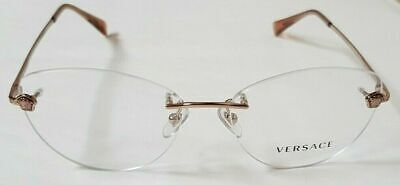 VERSACE 1248B 1052 54mm Eyewear FRAMES Optical Glasses womens RRP £290