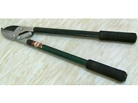 Faithfull Garden Telescopic Anvil Loppers