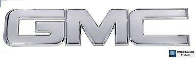 Grille Emblem ALL SALES 96501P fits 07-14 GMC Sierra 1500