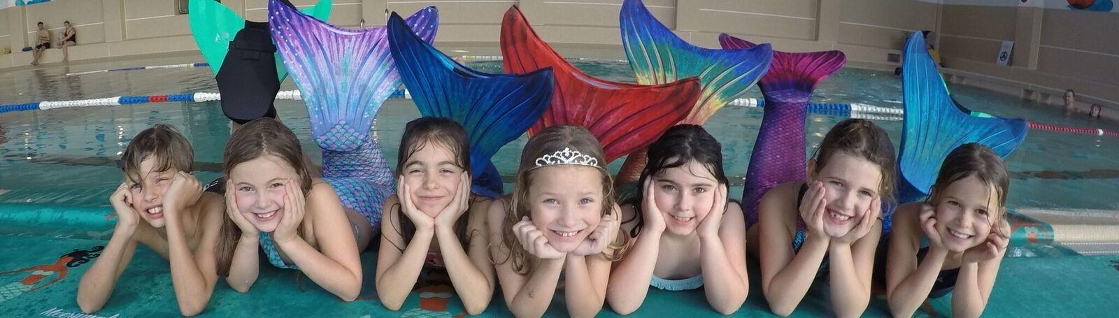 Sun Tail Mermaid