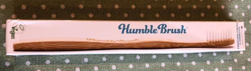 Humble+Brush+Adult+White+Soft+Toothbrush%2C+Fast+%26+Free+Post
