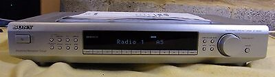 Sony ST-SE520 Fm Stereo Fm-Am RDS Tuner