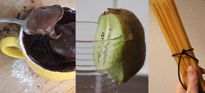 Hier sind 9 geniale Food Hacks und Gadgets, die das Single-Dasein so viel leichter und süßer machen. (© Sina Huth)