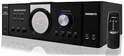 (1000W 1000 WATT HOME HOUSE DIGITAL STEREO AUDIO POWER AMP AMPLIFIER NEW)