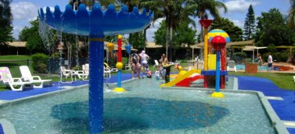 Campsite January Holidays Tuncurry Lakes Resort