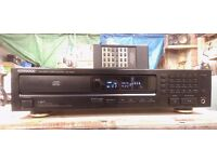 Kenwood DP-2030 CD player with remote control