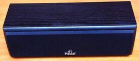 MAGNAT VECTOR CENTRE 13 - BLACK FINISH