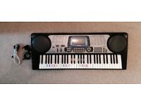 Casio midi keyboard for sale!