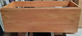 New Wall Hung Single Drawer Unit With Pop Out Drawer