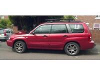 2004 Subaru Forester 2.5