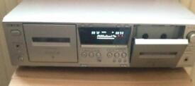 Sony Cassette deck in excellent condition