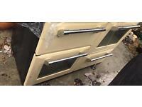 Dual fuel cooker, Stoves Richmond 1000df