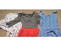 Girls dresses.. bundle 12-13yrs(Next,H&M..)