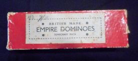 VINTAGE 'EMPIRE DOMINOES'