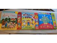 Children's noisy book bundle