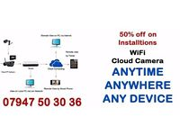 CCTV | IP | IP Camera | Remote View | Cloud View | Free Service | CCTV Camera