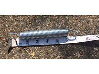 Used Trampoline springs 7 inch / 18 cm industrial heavy duty