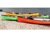 Canoe camping weekends by maccadventure-Ireland.