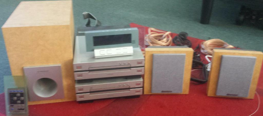 Vintage Pioneer Home Stereo Systems – Articleblog info