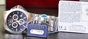 BNIB Longines Conquest with 2 Year warranty