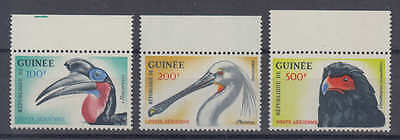 R PUBLIQUE DE GUIN E GUINEA MICHEL NR 161 163 POSTFRISCH EX NR 149 163