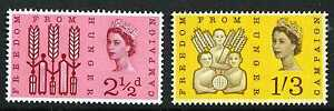 1962-1967 All the QE2 phosphor sets in one listing, pick the set you want