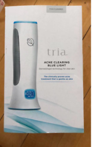 Brand New Tria Acne Clearing Blue Light