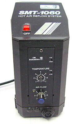 Ok Industries Smt-1060 Hot Air Reflow Soldering Station Rework System Smt-1001
