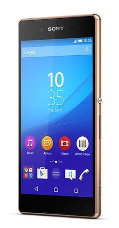 Sony Xperia Z3+ + E6553 - 32GB - Copper (Unlocked) Smartphone