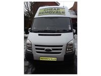 MAN AND VAN!REMOVALS AND DELIVERIES,SINGLE ITEM DELIVERY FROM £15! TEL.07429154211