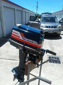 Tohatsu motor 8HP short shaft Redcliffe Redcliffe Area Preview