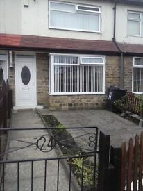 2 bedroom house for rent in king cross (Halifax) area
