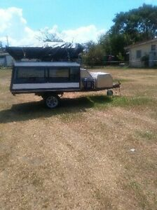 Camper trailer very good condition Redcliffe Redcliffe Area Preview