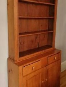 WANTED ANTIQUE PINE ARMOIRE WITH OR WITHOUT DOORS, PAINTED OR NO