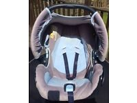 Mothercare Car Seat, Immaculate Condition