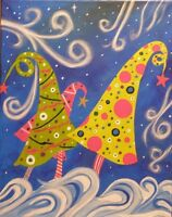 $ 20 OFF PAINT PARTY AT THE CRAZY PIANO IN PETERBOROUGH