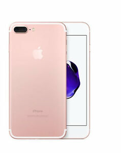 SELLING APPLE IPHONE 7 PLUS 256GB ROSE GOLD UNLOCKED