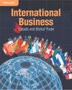 International Business Canada and Global Trade