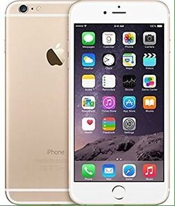 GOLD Apple iPhone 6 PLUS 16GB - ROGERS / CHATR