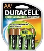 Duracell Rechargeable Batteries AA