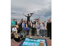 Fun Fiddle summer classes for adults - all levels. Starts Thursday 26th April in Portobello,