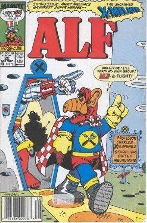 Alf #22 (Nov 89)