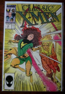Classic X-men Comic books 1986-87 Cambridge Kitchener Area image 4